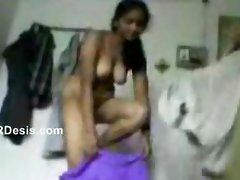 Indian cute college prostitute standing fuck in hostel room