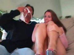 sniff her panties