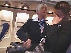 sexy stewardes
