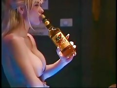 Barmaid  Pounded At Work