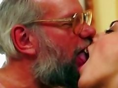 Grandpas and Sexy Teens Hot Compilation