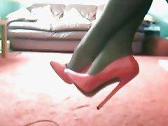 High Heels and Nylon - Uzun Topuklu Sevenlere