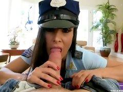 lisa ann anal cops - www.pornzin.com