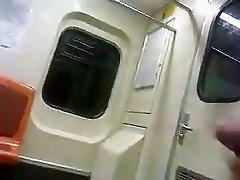 Outdoor Jerking  Train Punheta N...