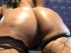 danica collins in rare bottom massage