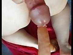 salope mature se fourre un god avec son mari