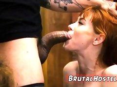 Teen mirror squirt sexual subordination and cruel bondage!