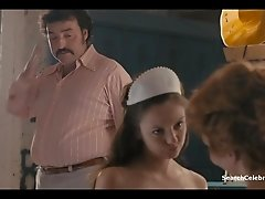 Emily Meade and Deborah Twiss - The Deuce - S01E07