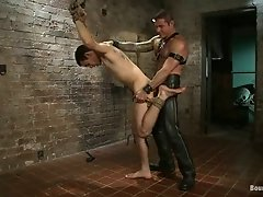 Dylan Deap gets beaten, tormented and fucked hard