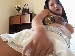 Dirty wench mother i'd like to fuck pounding action