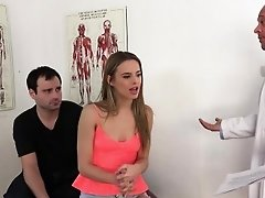 Jillian Janson Gets Fucked By Real Man in Front of Husband