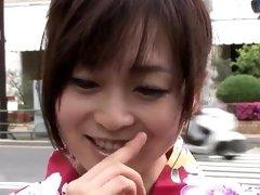 Nozomi Hazuki leaves random - More at 69avs.com