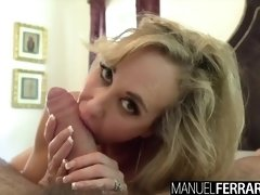 Brandi Enjoy - cougar With Golden Mammories