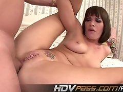 Hdvpass dana dearmond deep throat and does anal