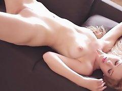 Stunning nude posing along superb Marianna Merkulova