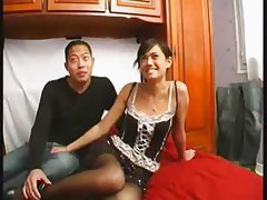 Mayline, asian girl, sodomized