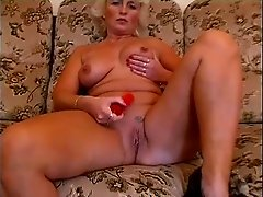 Lustful granny still has a high sex drive and a tight pussy