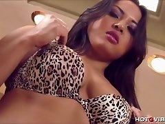Adrianna Luna Cums Again