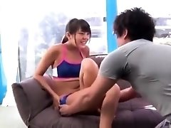 Hairy pussy Japanese teen