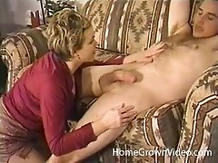 Short hair cutie blows her boyfriend and goes for a ride