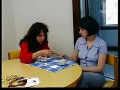 Beatriz, Xiquita e Gabriela - All girls Scene.