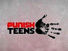 PunishTeens - Femdom Teen Edges & Teases Bf Cock