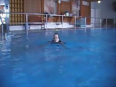 Public Swimming Ends With Fucking