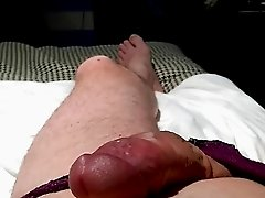 my thick hard almost cumming cock hands free