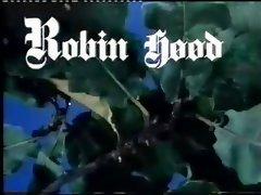 vintage 70s german - Robin Hood, Raecher der Besamten - cc79