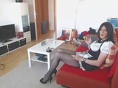 smoking Housemaid