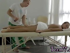 Teen first dp Massage completes up in sex