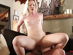 Salacious babes get fucked hardcore in a steamy interracial sex compilation