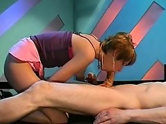 Breathtaking angel gets rough pussy drilling with spunk flow