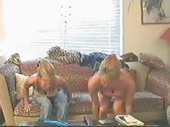Potter Twins - Double Dildo