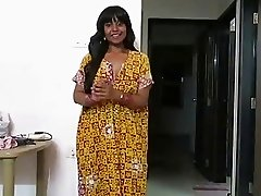 Indian bhabhi talking