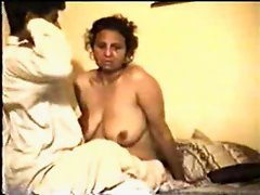 Indian couple in homemade porn