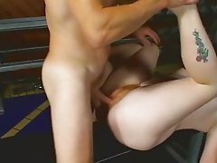 CCHUBBY BLONDE WELL FUCKED