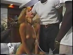 Sex Slave To Two Hung Black Dude